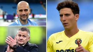 Man United And Man City Get 'Green Light' To Sign Pau Torres After Villarreal President Names Price Tag