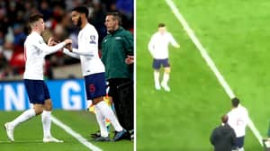 Fan Footage Shows How Badly Joe Gomez Was Booed By England Fans