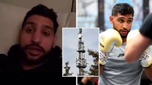 Amir Khan Has a Wild Conspiracy Theory About The Coronavirus