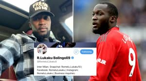 Romelu Lukaku Verbally Destroys Manchester United Fan Who Mocked His First Touch