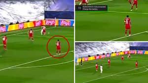 Georginio Wijnaldum Criticised For Standing Still For Real Madrid's Third Goal