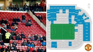 Manchester United Are Struggling To Sell Out Old Trafford For Semi-Final Against Man City