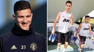 What Diogo Dalot Did With His First Manchester United Pay Packet Is Pure Class