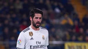 Isco Did Not Board Real Madrid's Bus After Omission Against Ajax