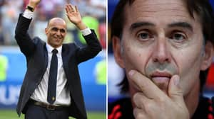 Real Madrid Eying Up Roberto Martínez To Replace Under-Fire Julen Lopetegui