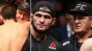 Khabib Nurmagomedov Breaks Silence For First Time Over His Father's Death