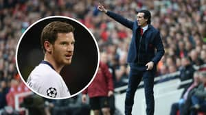 Jan Vertonghen Mocks Arsenal For Missing Out On Top Four After Brighton Draw