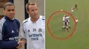 15 Years Ago Since Lee Bowyer And Kieron Dyer's Infamous Fight