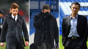 Frank Lampard Has The Joint-Worst Premier League Points Per Game Record Of Chelsea Managers Under Roman Abramovich