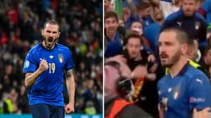 Leonardo Bonucci Says He Would Hug Wembley Steward Again