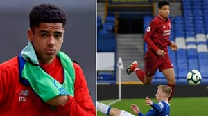 16-Year Old Ki-Jana Hoever Makes His Liverpool Debut Against Wolves