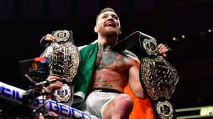 Conor McGregor Named The Highest-Paid Athlete In The World