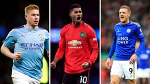 Every Premier League Club's Most Valuable Player Have Been Ranked