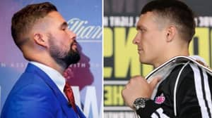 Tony Bellew To Face Oleksandr Usyk To Be Undisputed Cruiserweight Champion