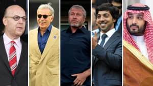 Newcastle's New Owners Top Premier League Rich List