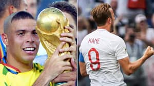 What 'R9' Ronaldo Has Posted About Harry Kane On His Instagram Story