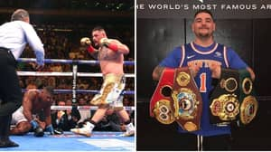 """Andy Ruiz Jr: """"Anthony Joshua's Not Good At Boxing"""""""