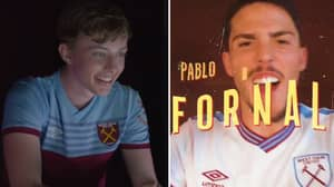 West Ham Announce Signing Of Pablo Fornals With Cringey Announcement Video