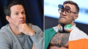 Conor McGregor Issues A Challenge To 'Actress' Mark Wahlberg