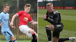 What Scott McTominay Looked Like In 2015 Is Simply Mindblowing