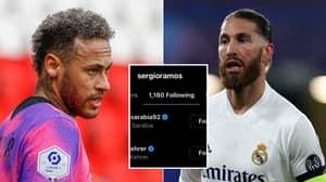 Sergio Ramos' Social Media Activity Fuels Paris Saint-Germain Transfer Rumours