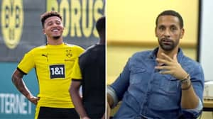 Rio Ferdinand Shares Five Year Old Conversation With Jadon Sancho As Manchester United Close In On Deal