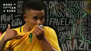 Gabriel Jesus: From The Streets Of Brazil To World Cup Star