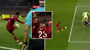 On This Day Two Years Ago Trent Alexander-Arnold Takes Legendary Quick Corner
