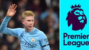The Premier League Introduce New 'Playmaker' Of The Season' Award