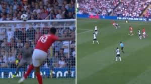 Marcus Rashford Scores An Absolute Beauty For England