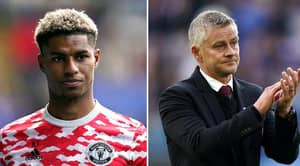 """Marcus Rashford Is """"Unhappy"""" With Solskjaer's Comments To """"Prioritise His Football"""""""
