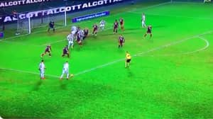 Cristiano Ronaldo Took The Worst Free Kick Of His Career Against Torino