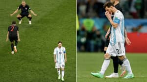 Why Ante Rebic Didn't Want To Swap Shirts With Lionel Messi After The Game
