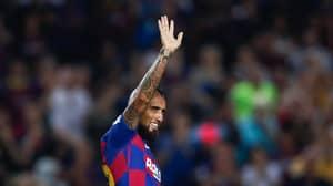 Arturo Vidal Is Suing FC Barcelona For £2 Million