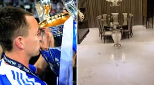 Chelsea Legend John Terry Has Just Won The 'Toilet Roll Challenge'