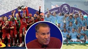 "Paul Merson: ""Winning Premier League Better Than Champions League"""