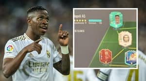 Vinicius Junior Shows Off His FIFA 20 Ultimate Team And It Could Be The Best Yet