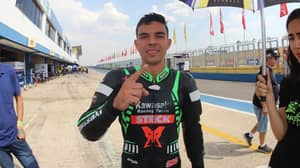 Matheus Barbosa Dies Mid-Race After Losing Control Of Superbike