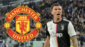 Mario Mandzukic Agrees Personal Terms With Manchester United In Reported £6.2m-A-Year Deal