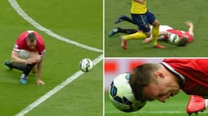 On This Day In 2015, Phil Jones Blessed Us With A Truly Heroic Piece Of Defending