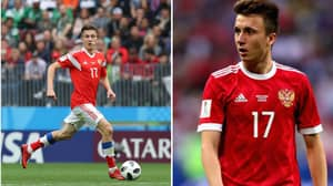 Aleksandr Golovin Steals The Show In World Cup Opener