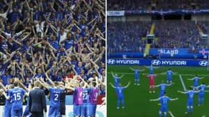 The Iceland 'Viking' Clap Has Been Added To The FIFA World Cup Mode