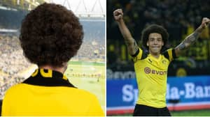 Borussia Dortmund Are Selling Axel Witsel Wigs On Their Official Online Store