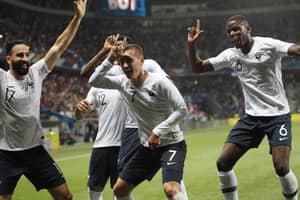 Antoine Griezmann Has Got The France National Team Celebrating Fortnite Style