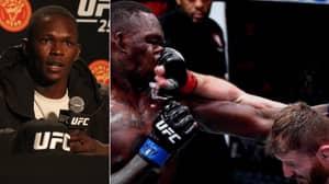 Israel Adesanya Given Lengthy Medical Suspension Following UFC 259 Defeat