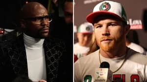 Canelo Alvarez Calls Out Floyd Mayweather After Announcing His Return To The Ring