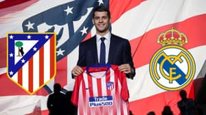 Real Madrid Fans Won't Be Happy With Morata's Comments After Signing For Atlético Madrid