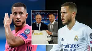 """Real Madrid Spending £138 Million On Eden Hazard Is Being Called """"The Worst Business In Football History"""""""