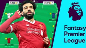 Mohamed Salah Reveals His Fantasy Football Team And It Includes Himself