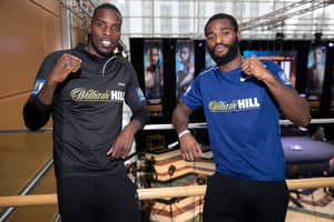 William Hill Team Up With Okolie And Buatsi